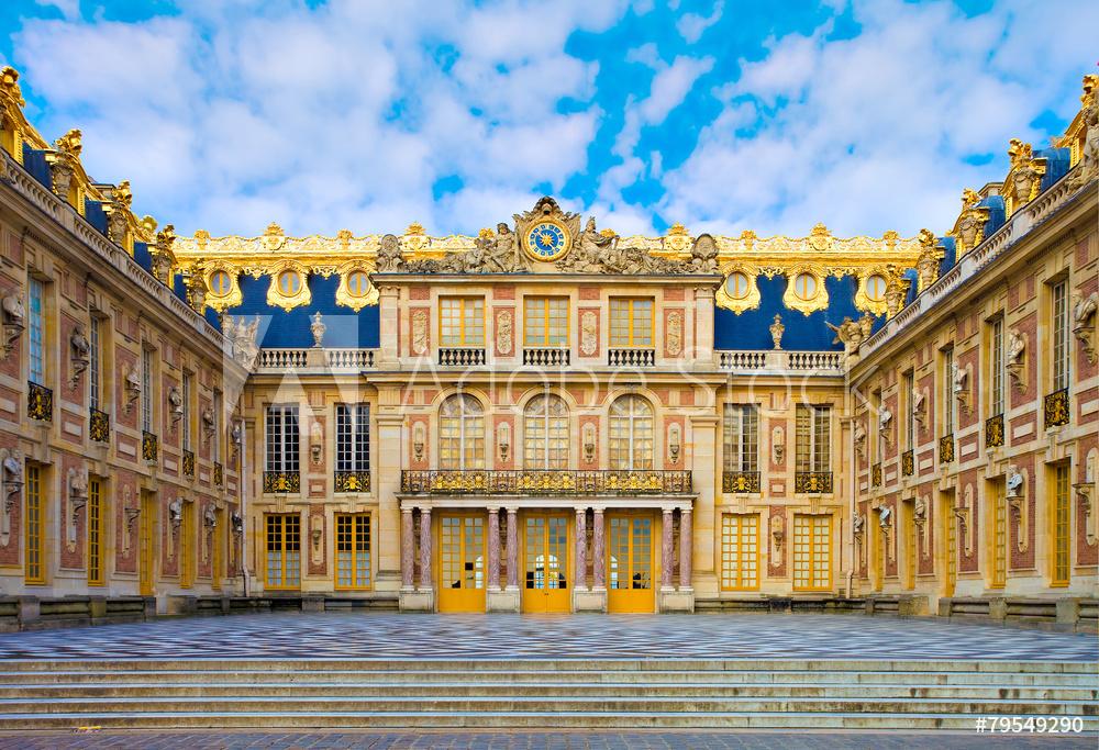 Chateau-de-versailles-Salgado-Prestige