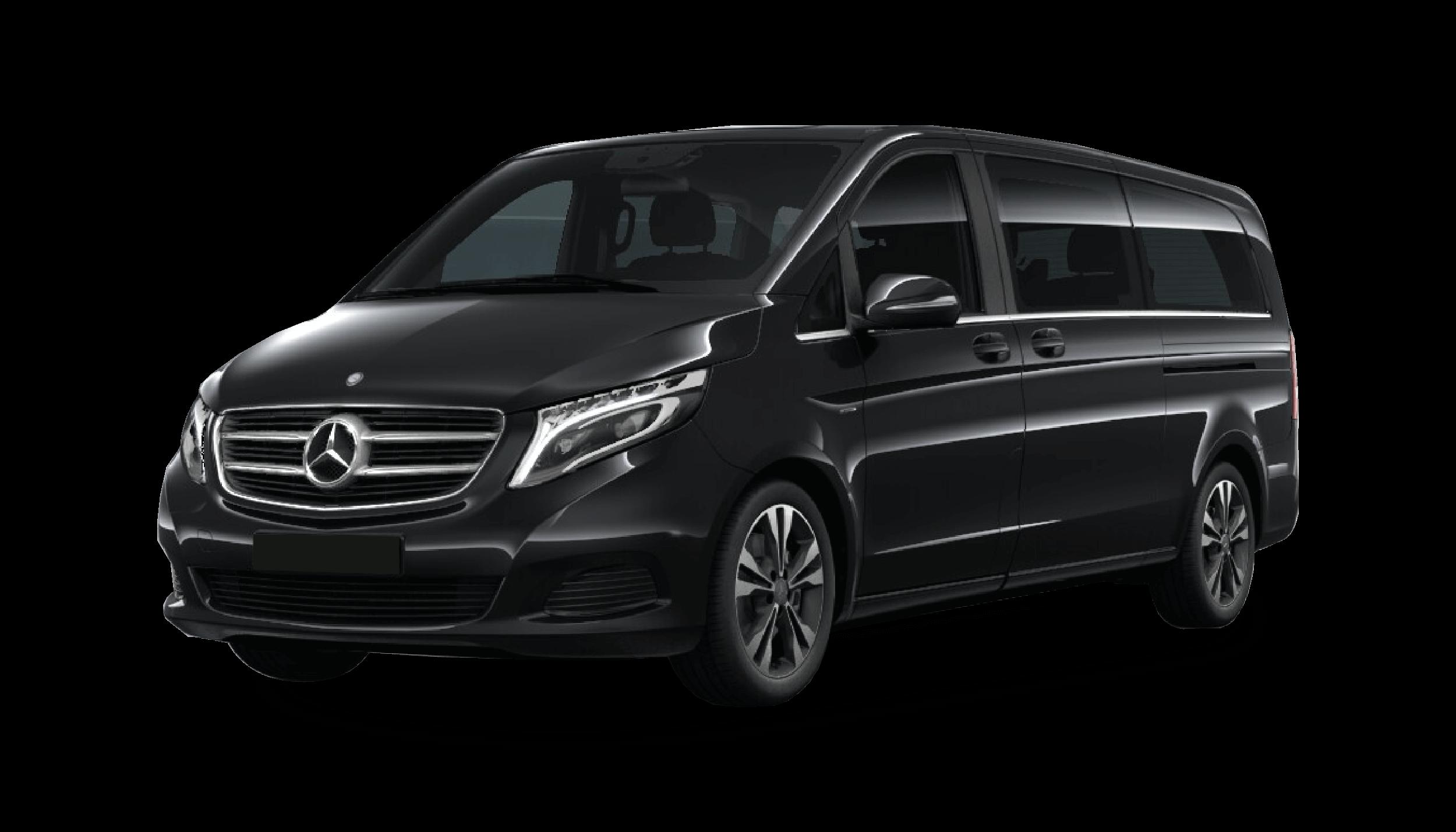 Mercedes-van